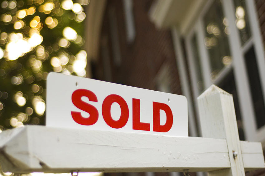 Home Sold to First Time HomeBuyers