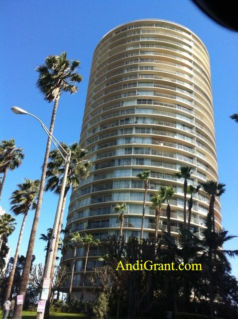 International Tower downtown long beach