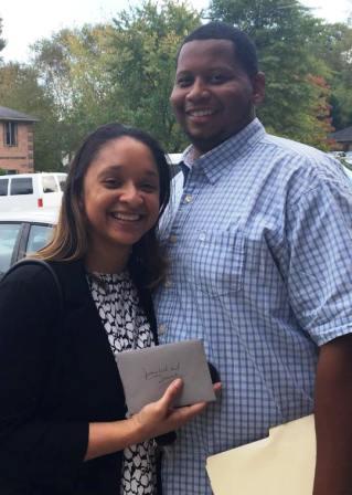 Fonville Morisey Five County Specialists Clients Jumeekah & Derrick