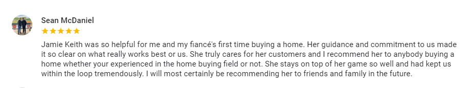 5 Star Google Review For Five County Specialists