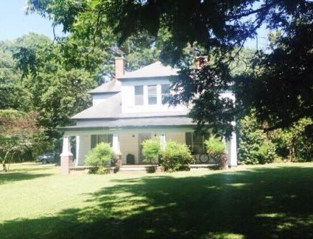 Wendell NC Farmhouse