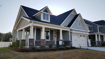New Home For Sale in Knightdale NC