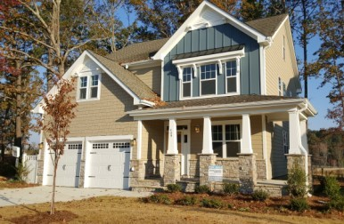 Knightdale NC New Home For Sale