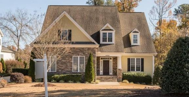 Stonegate Wake Forest NC Home