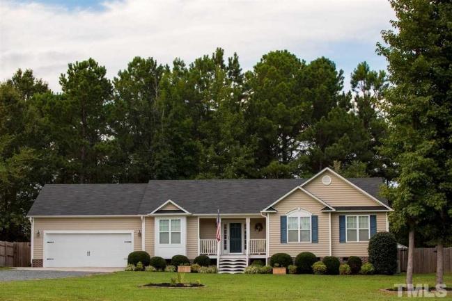 Bluffs At Buffalo Creek Home in Zebulon, NC
