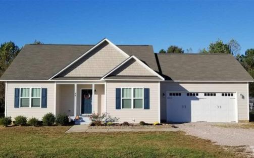Glen Iris Neighborhood Home In Zebulon NC