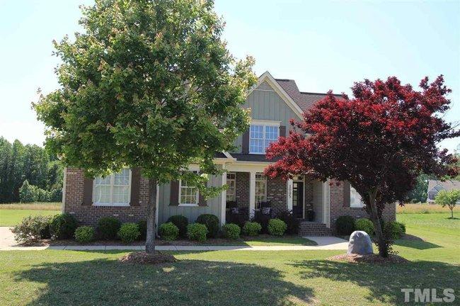Ashton Glen Zebulon NC Home