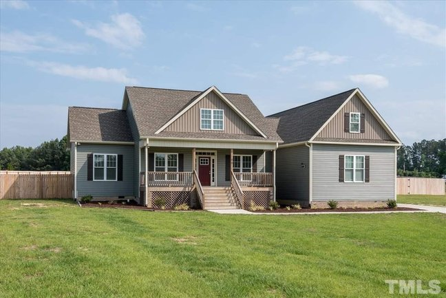 Corinth Place Zebulon NC Home in Johnston County