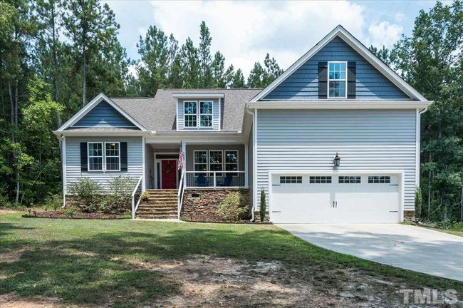 Cedar Creek Wendell NC Home Sold By The Five County Specialists Team
