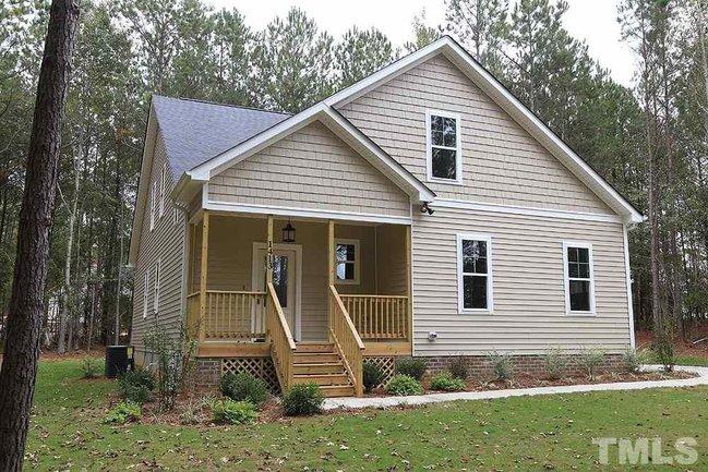 Parker's Landing Zebulon NC Home