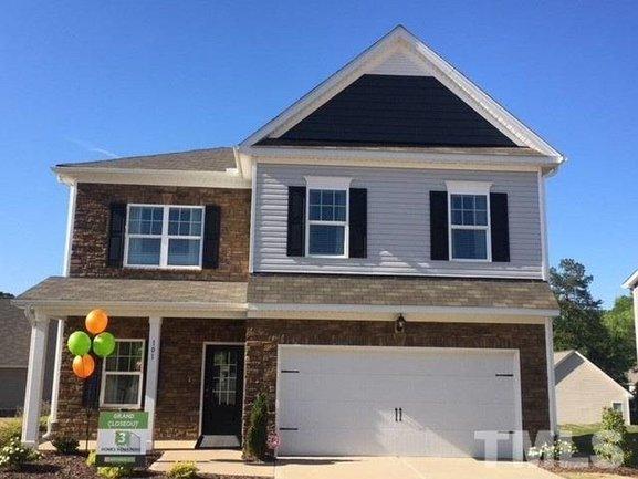 Vandora West Garner NC Home