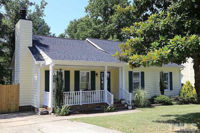 High Meadows Raleigh NC Home