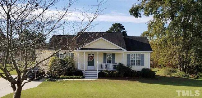 Franklin Ridge Zebulon NC Home