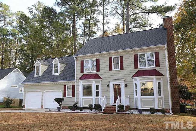 Autumn Ridge Knightdale NC Home