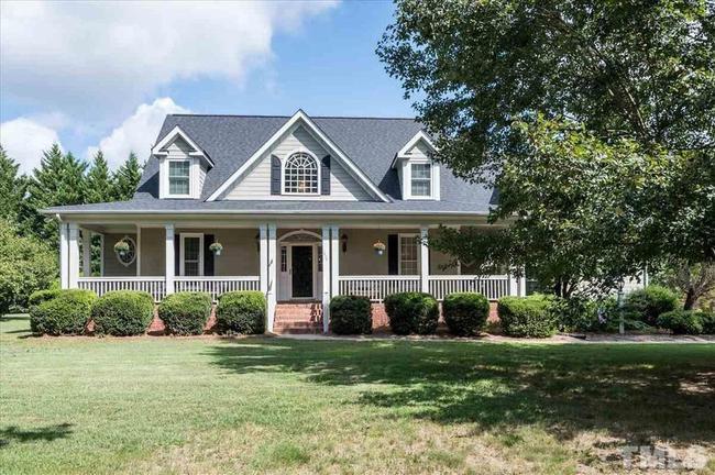 Wakefield Zebulon NC Home With Wrap Around Porch