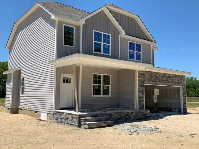Williams Ridge Bailey NC New Home