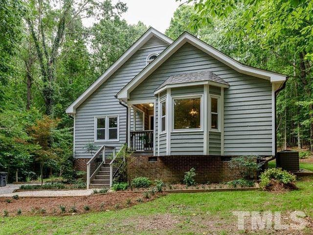 Creek Bend Wake Forest NC Home
