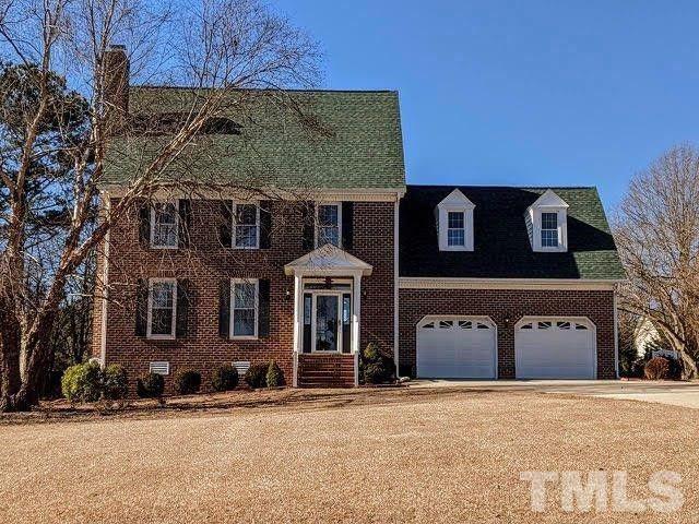 Hampton Ridge Raleigh NC Home