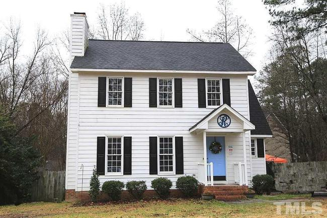 Baywood Forest Knightdale NC Home