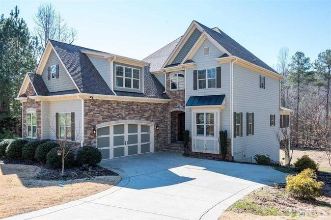 Ethans Glen Raleigh NC Home