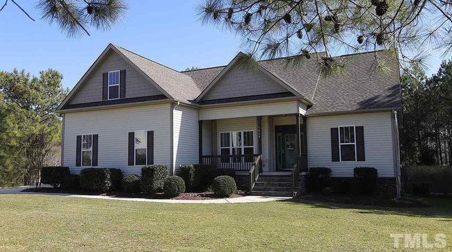 Ferrell Meadows Zebulon NC Home