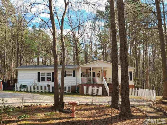 Eagle Ridge Zebulon NC Home