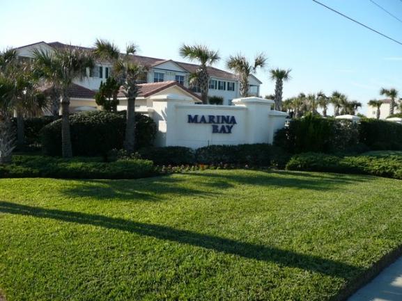marina bay sign