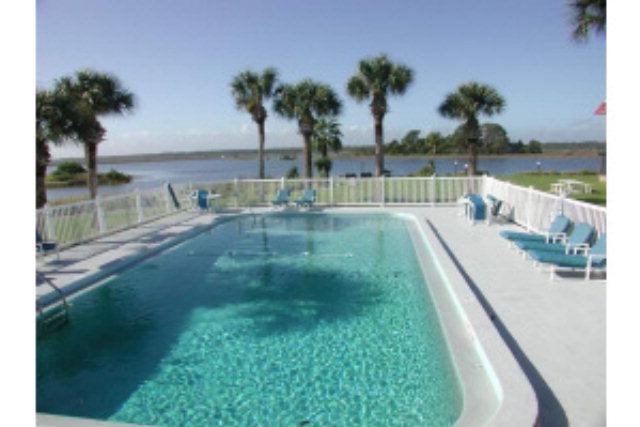 ocean palm villas community pool