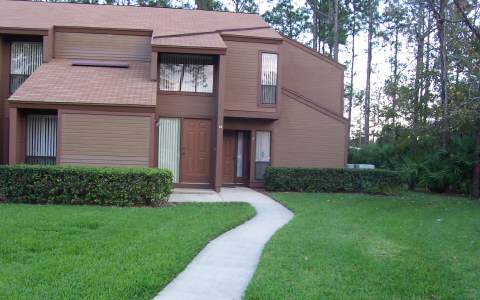 woodhaven Palm Coast FL typical exterior 2