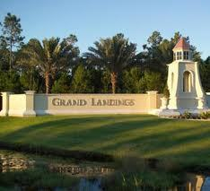 Grand Landings Palm Coast Entrance