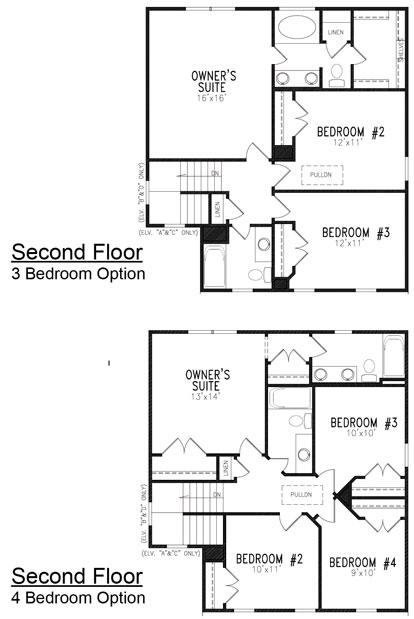 Floyd Floor Plan Second Floor
