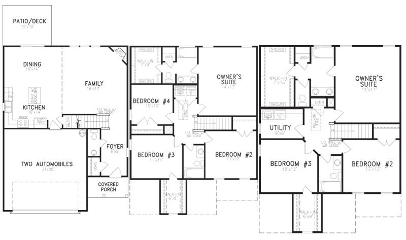 Palmer Floor Plan