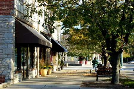 shopping and dining in upper arlington