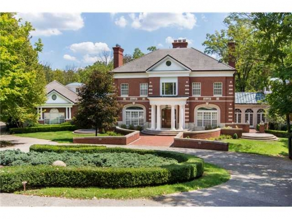 Muirfield Dublin Ohio Homes For Sale Offer Stately Exteriors
