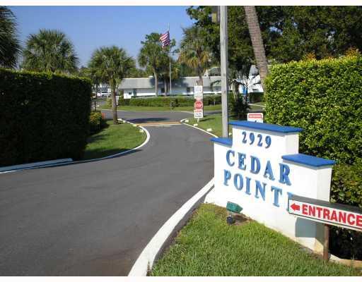 Cedar Pointe Condos in Stuart Florida