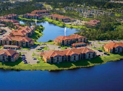 Portofino at Jensen Beach Aerial View