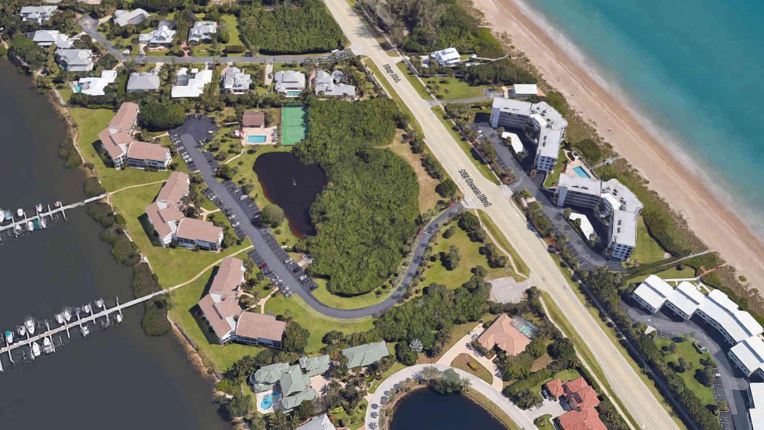 Ocean View Condos of Hutchinson Island