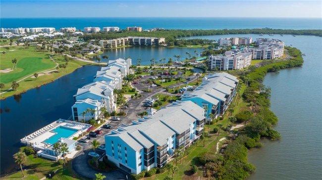Inlet Village Condos on Hutchinson Island in Stuart FL