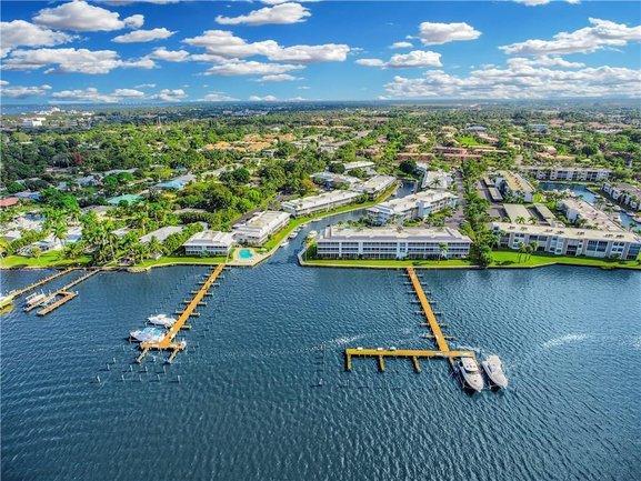Windjammer Waterfront Condos in Stuart Florida