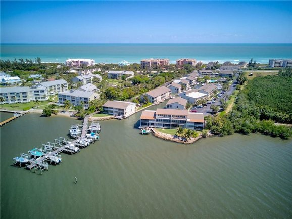 Angler Cove Condos on Hutchinson Island