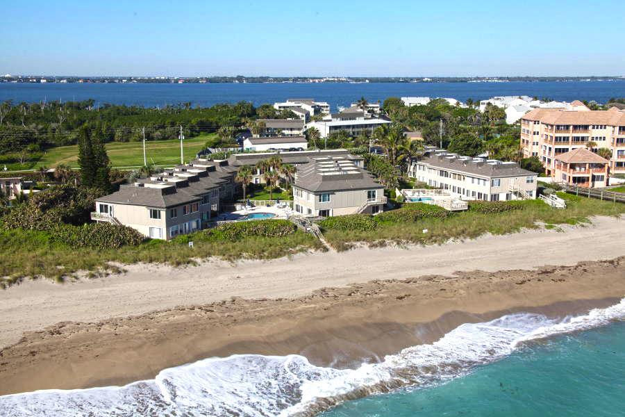 Little Ocean Club Condos on Hutchinson Island