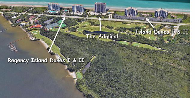 The Admiral on Hutchinson Island in Jensen Beach Florida