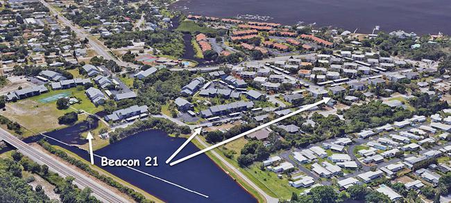 Beacon 21 condos in Jensen Beach Florida