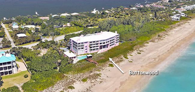 Buttonwood condos on Hutchinson Island in Stuart Florida