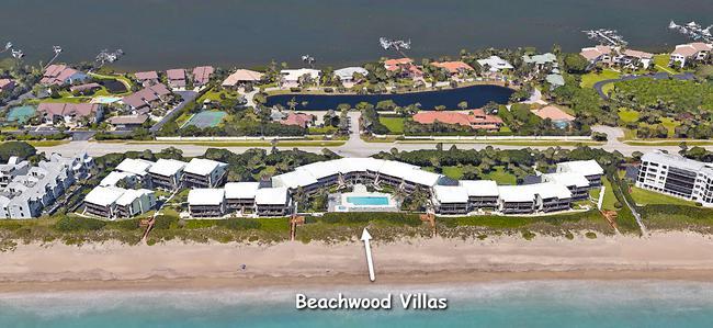 Beachwood Villas on Hutchinson Island in Stuart Florida