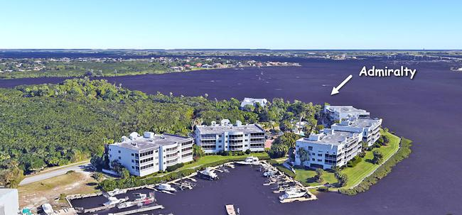 The Admiralty condos in Palm City Florida
