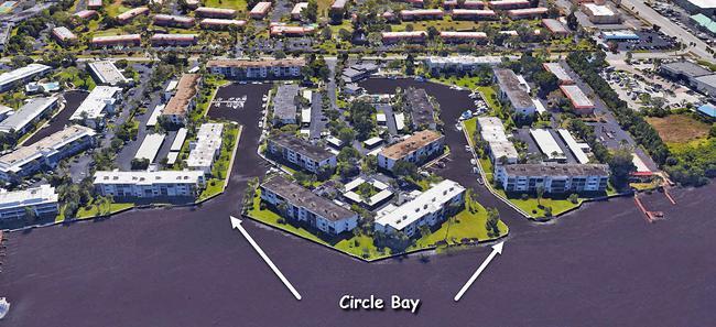 Circle Bay in Stuart Florida