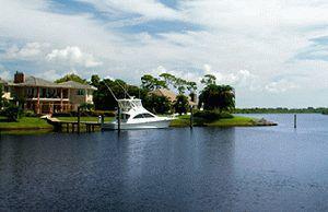 Palm City, Florida Waterfront Real Estate