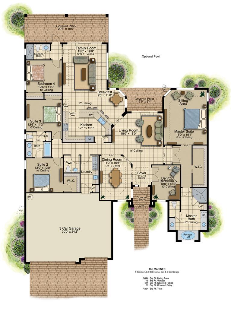 Lost River Plantation Real Estate, Stuart, Florida Homes ...
