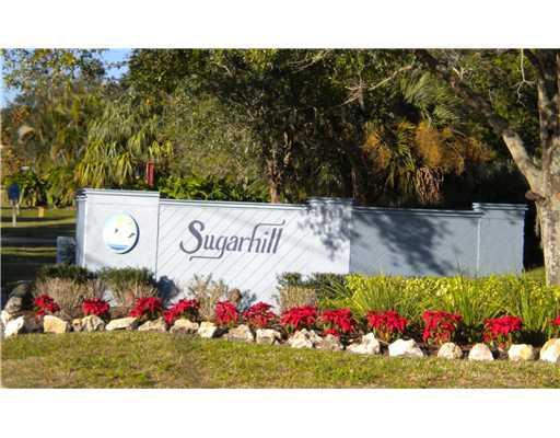 Sugar Hill Sign
